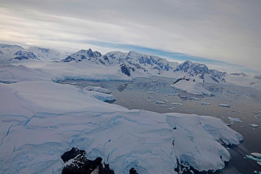 antarktika kıtası