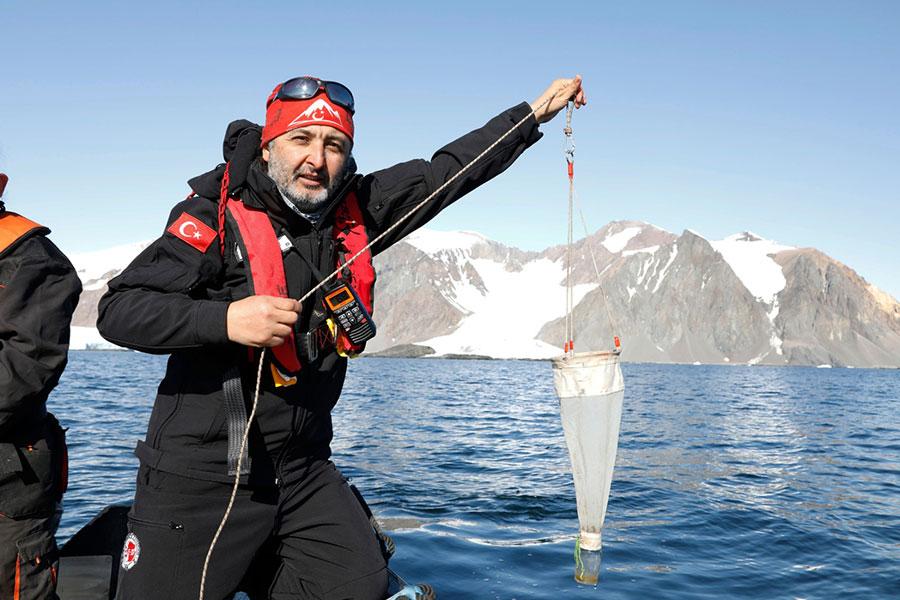 antarktika nasıl bir kıta
