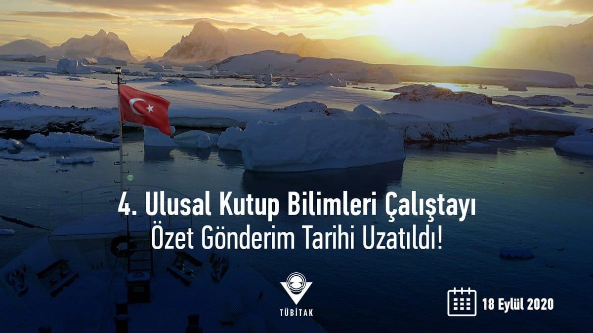 4. ulusal kutup bilimleri çalıştayı