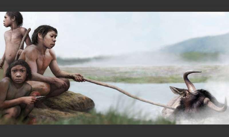 hominidler kaplıcalarda yemek mi pişirdi