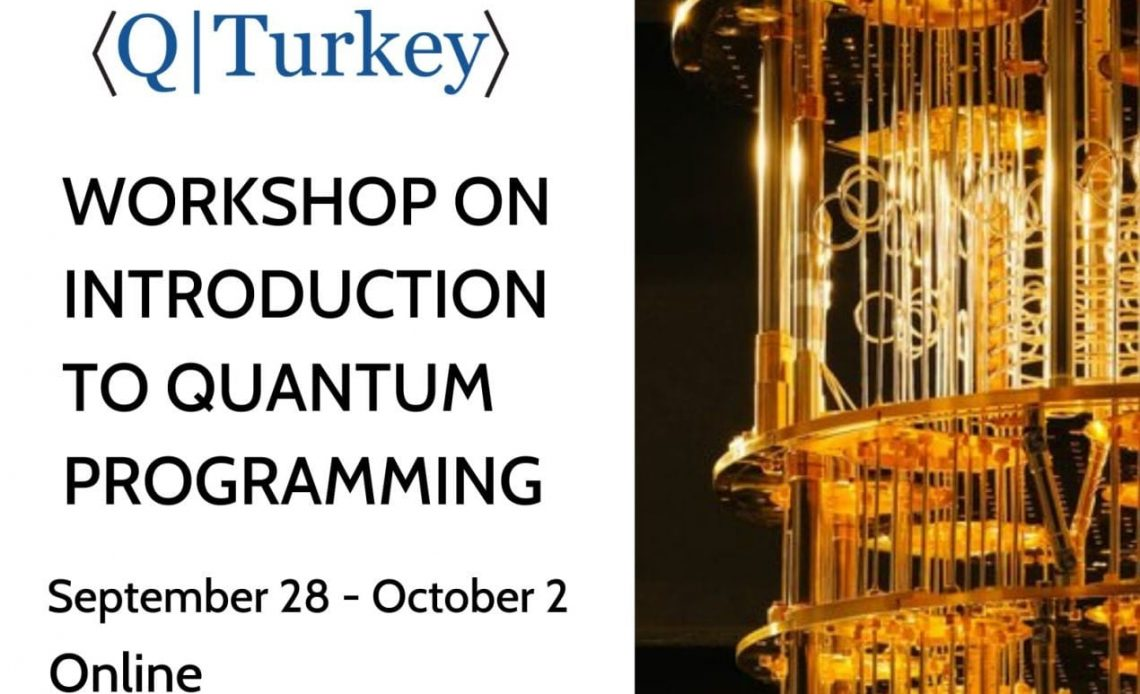 kuantum programlama atölyesi