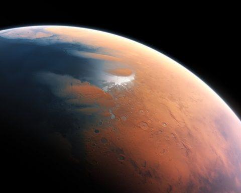 Mars'ta su bulundu mu