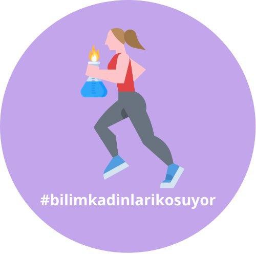 bilim kadınları İstanbul maratonu
