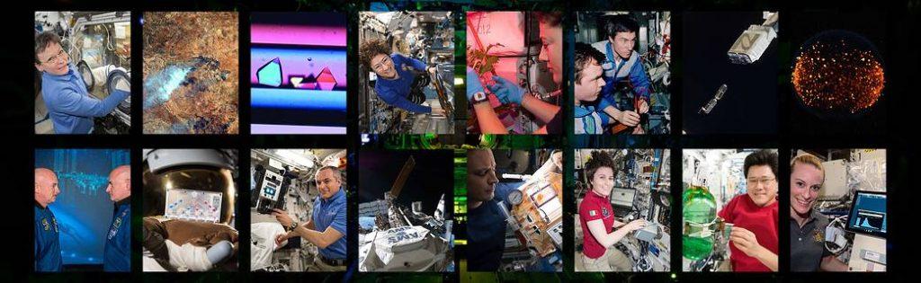 Uluslararası Uzay İstasyonundaki bilimsel çalışmalar