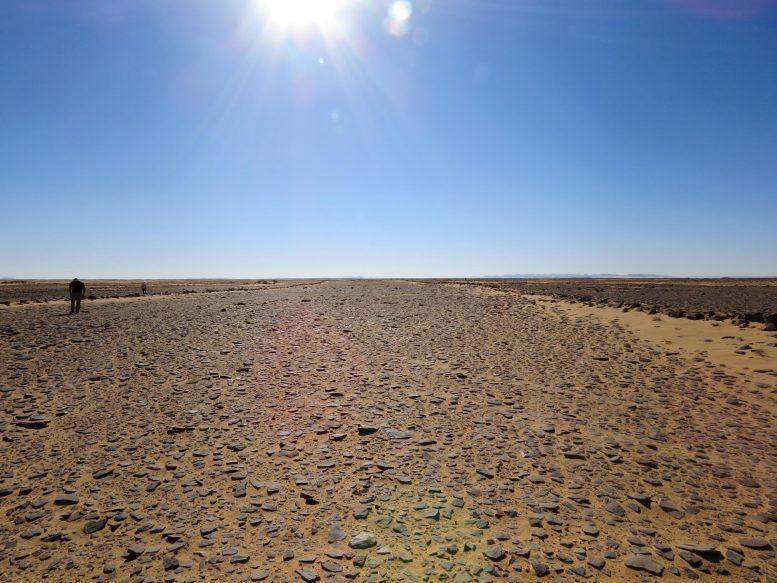arabistan'da bulunan arkeolojik taş yapılar ve duvarlar